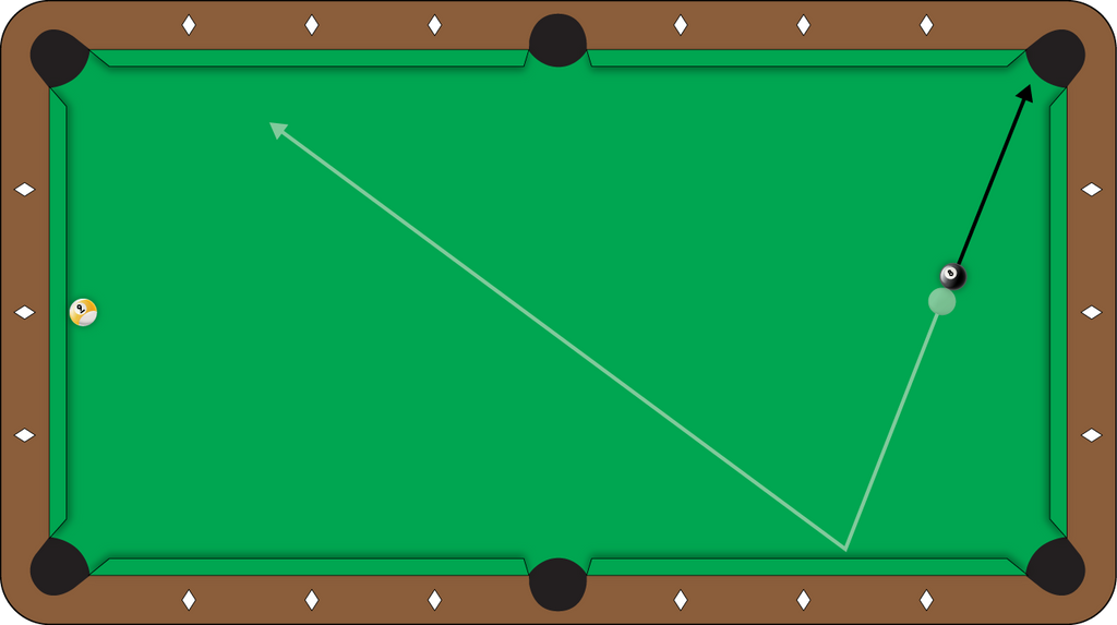 Shot of the Week #6 - Draw with Running English | Bullseye