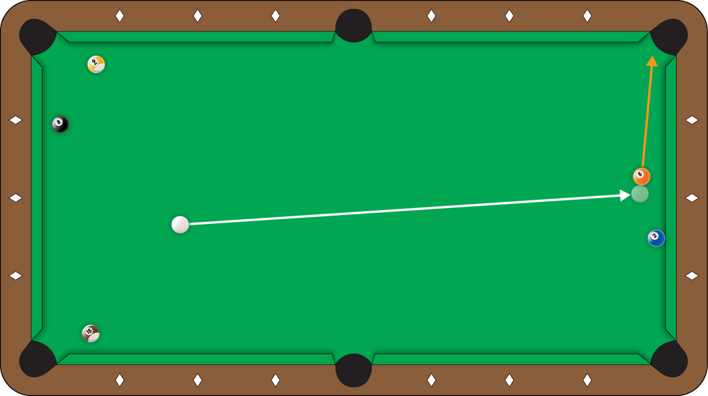 Shot of the Week #23 - A Thin Cut Shot Can Save Your Runout