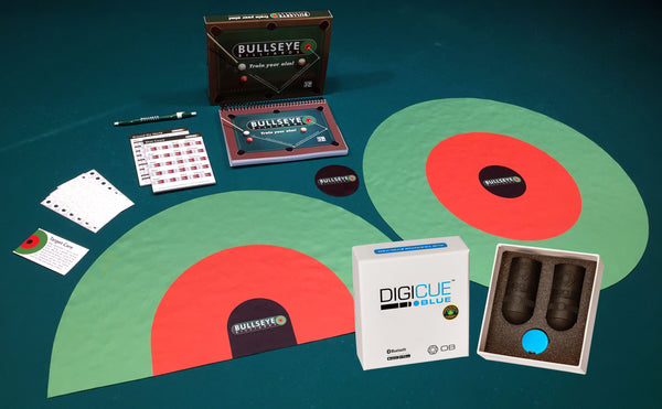 Bullseye Billiards + DigiCue Blue