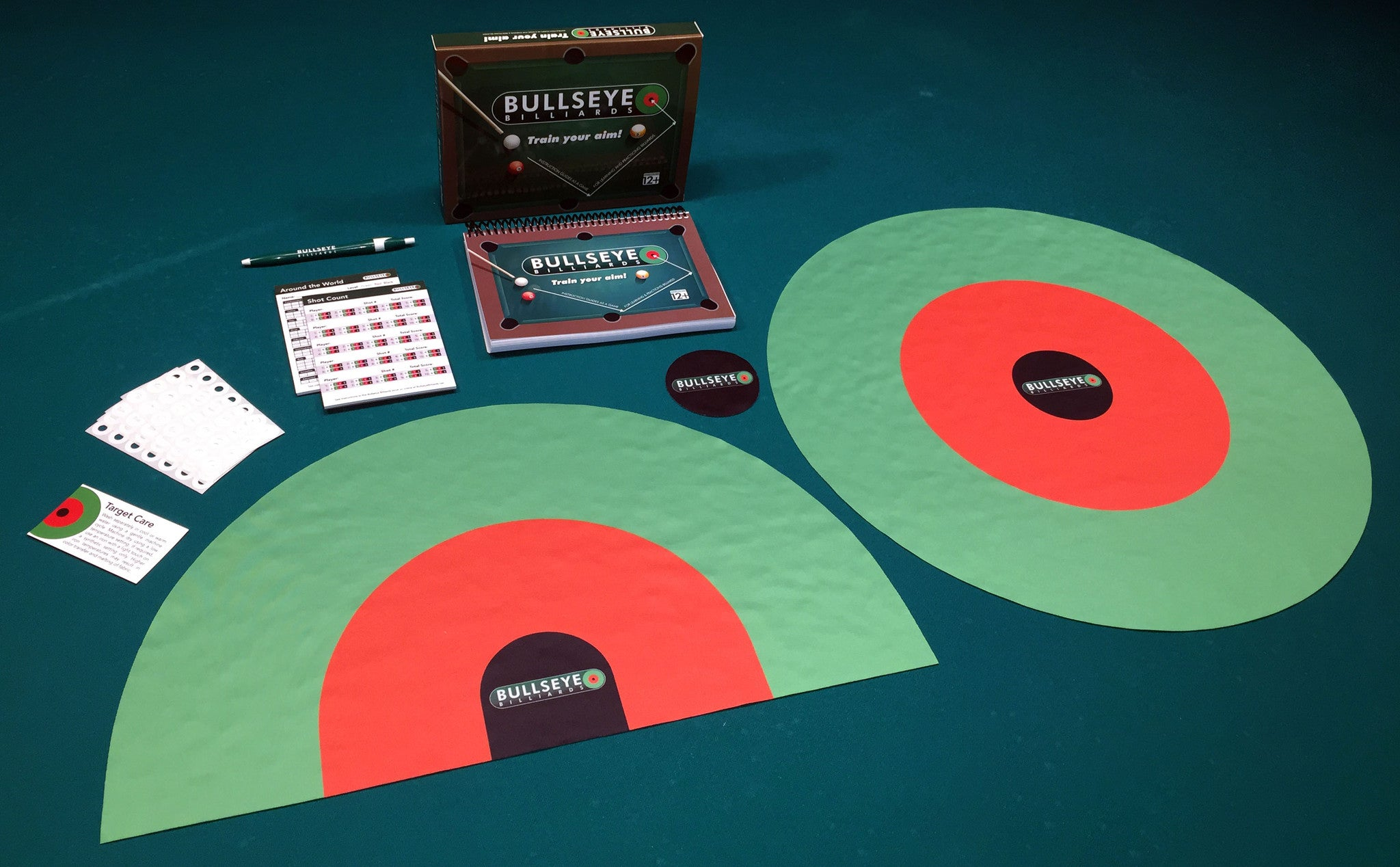 Bullseye Billiards