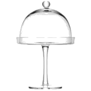 Cakestands, Plates & Domes.