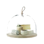 Cheese Boards & Domes