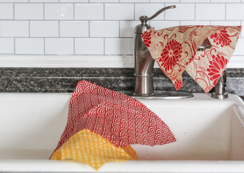 How To Dry Beeswax Wraps