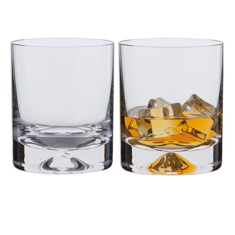 Dartington Dimple Old Fashioned Glass