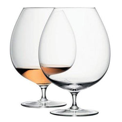 LSA Bar Brandy Glass - Clear - Pair