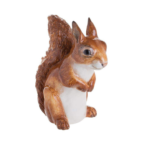 John Beswick Animals Money Banks Squirrel