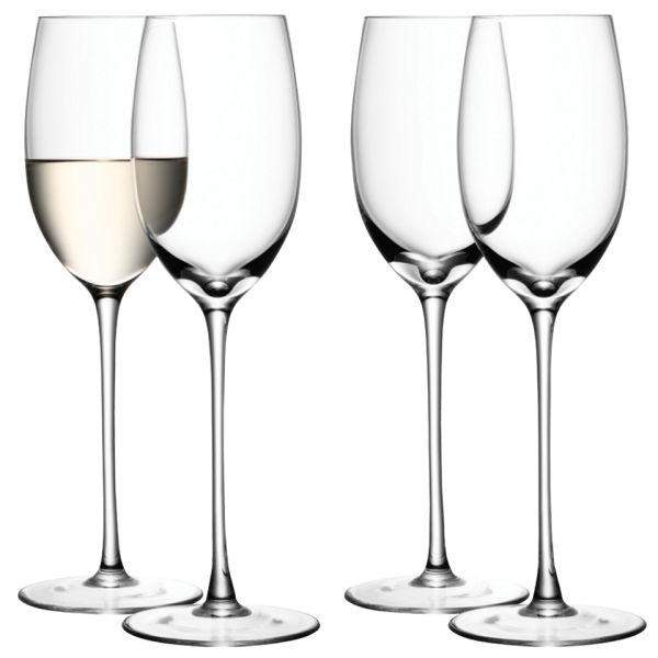 LSA International Wine White Wine Glass - Set of 4
