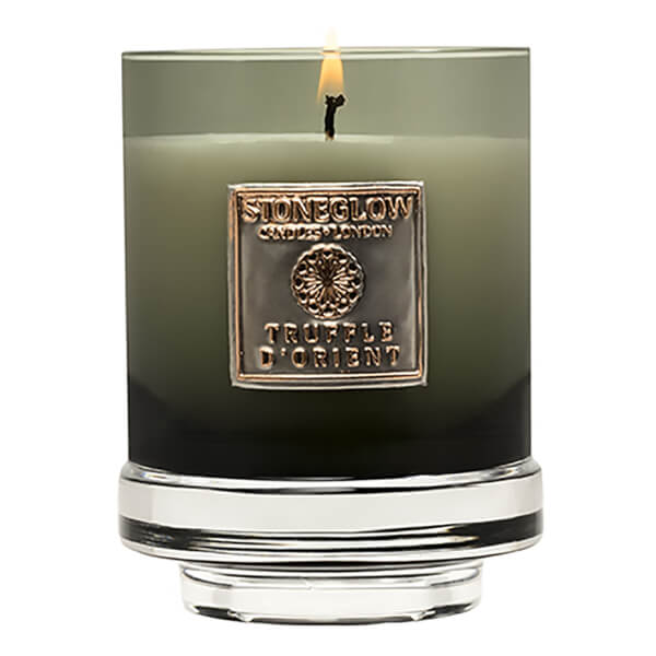 Stoneglow Metallique - Truffle D'Orient Candle