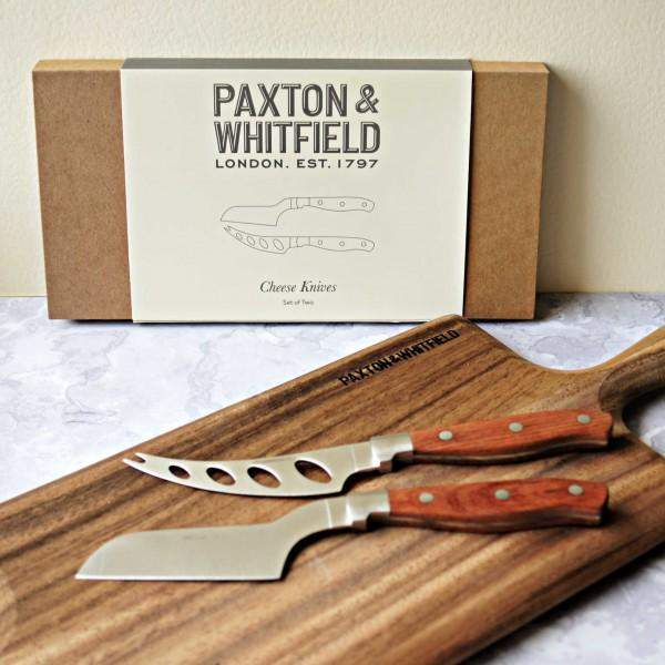 Paxton & Whitfield Paxtons Cheese Knives Set of Two