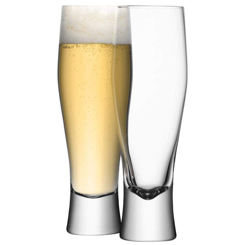 LSA Bar Lager Glass - Pair