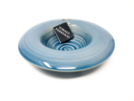 Divine Distribution Torres Ferreras Inverted Pasta Bowl 22cm - Cielo