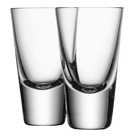 LSA Bar Vodka Glass - Pair