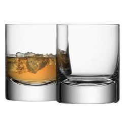 LSA Bar Tumbler - Set of 4