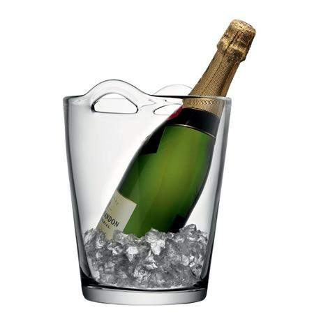 LSA Bar Champagne Bucket - Clear