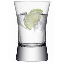LSA Moya Tumbler 330ml - Clear - Pair