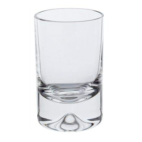 Dartington Crystal Dimple Shot Glasses - Pair