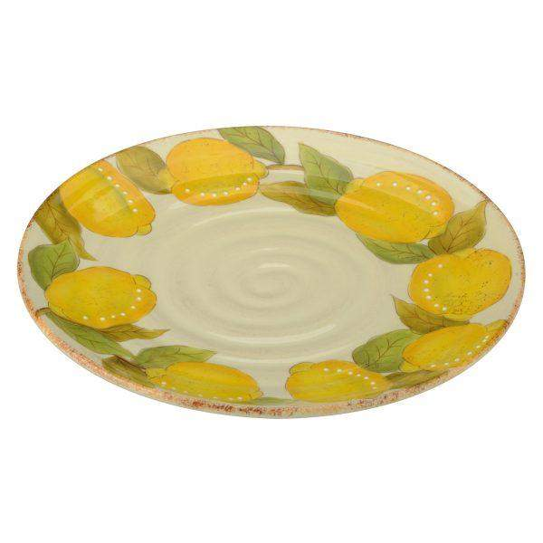 BIA International Sorrento Dinner Plates Set of 4