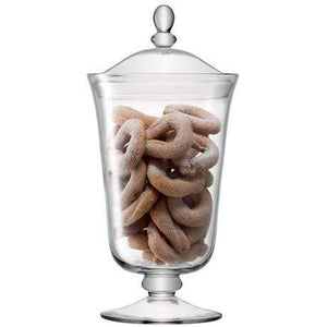 LSA Serve Bonbon Jar 38cm - Clear