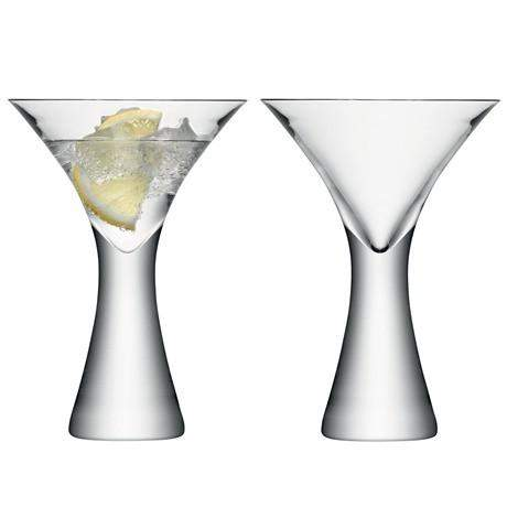 LSA Moya Cocktail Glass - Pair