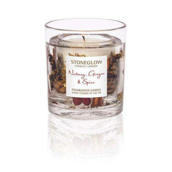 Stoneglow Seasonal Collection - Nutmeg, Ginger & Spice Gel Tumbler