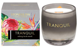 Stoneglow Infusion - Oolong Tea & Neroli Candle Tranquil