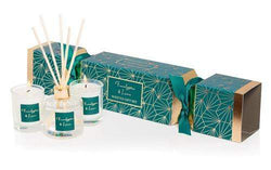 Stoneglow Seasonal Collection - Eucalyptus & Lime Cracker Gift Set