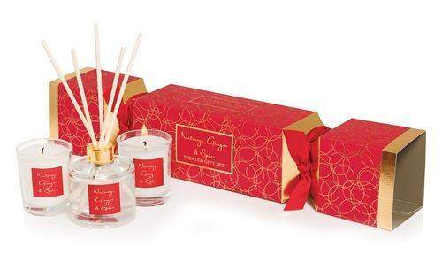 Stoneglow Seasonal Collection - Nutmeg, Ginger & Spice Cracker Gift Set