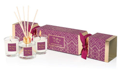 Stoneglow Seasonal Collection - Blackberry & Bay Cracker Gift Set