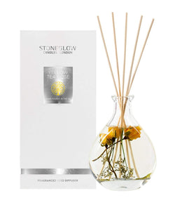 Stoneglow Nature's Gift - Yellow Tea Rose Reed Diffuser
