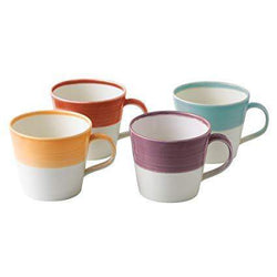 Royal Doulton 1815 Brights Mug 0.45ltr Set of 4