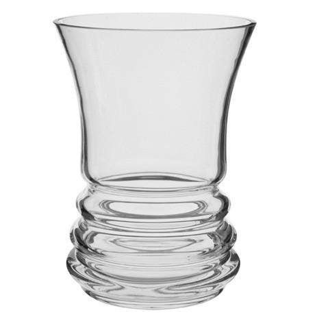 Dartington Crystal Wibble Wide Vase