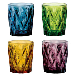 Artland Highgate DOF Tumblers Set of 4
