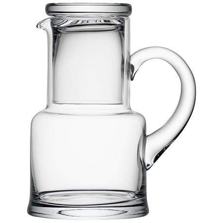 LSA Bar Carafe & Tumbler - Clear
