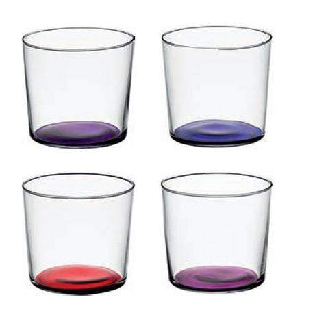 LSA Coro Tumbler - Berry Assorted - Set of 4