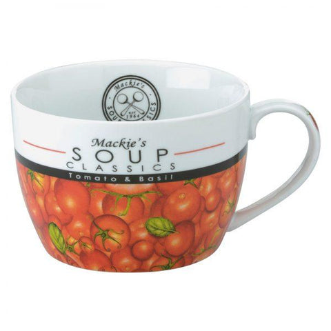 BIA International Clare Mackie Soup Mug Tomato and Basil