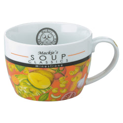 BIA International Clare Mackie Soup Mug Minestrone