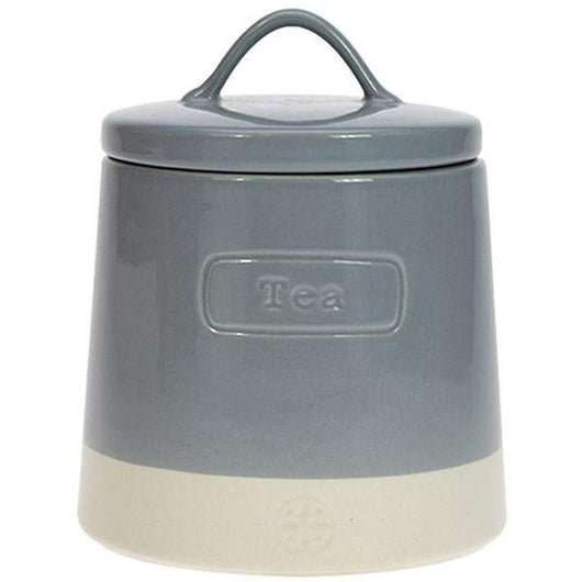 English Tableware Co Artisan Tea Canister