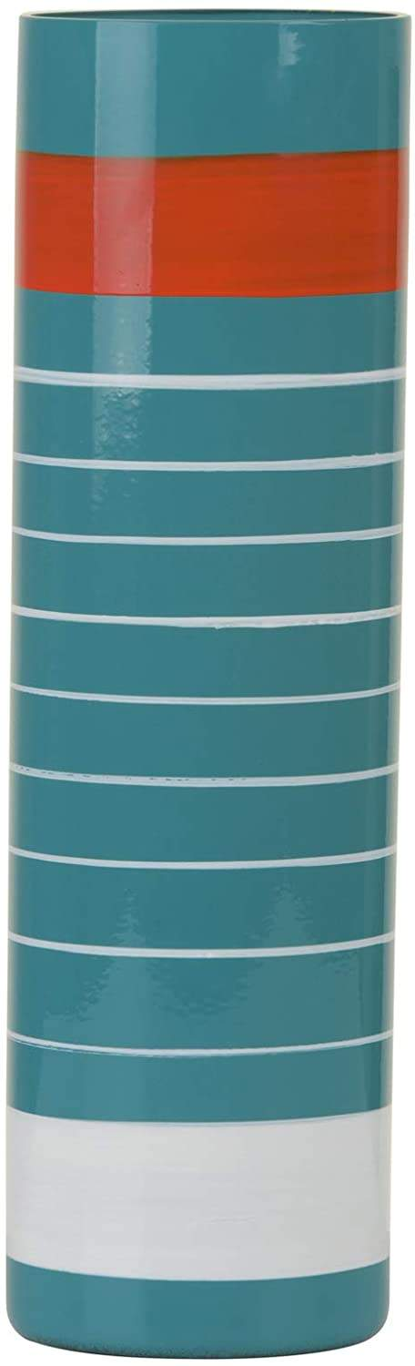 DRH Anton Studio Designs Halo Blue Vase Large