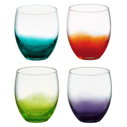 Anton Studio Designs Fizz DOF Tumblers Set of 4