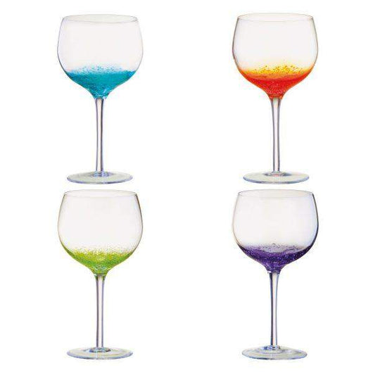 Anton Studio Designs Fizz Gin Glass Set of 4