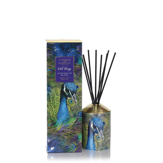 Ashleigh & Burwood Wild Things Christmas Diffuser Attention To De Tail - Mandarin, Vanilla, Musk