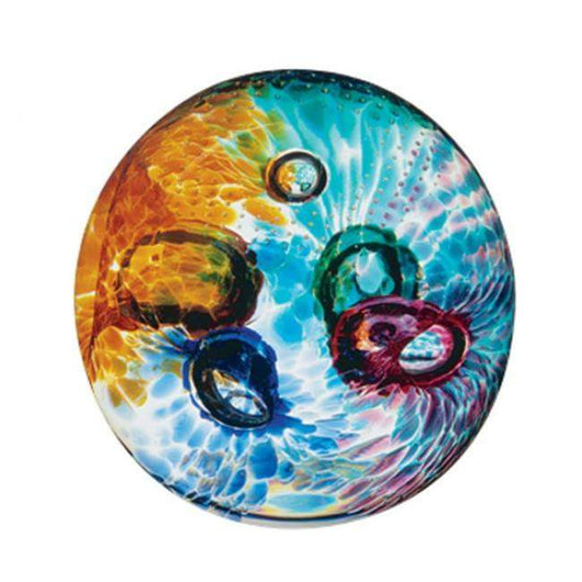 Caithness Glass Abstract Paperweight - Aura