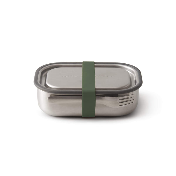 Black + Blum Stainless Steel Lunch Box Large - Olive
