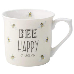 English Tableware Co Bee Happy Cream Mug