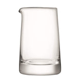 LSA International Bar Mini Tapered Jug 180ml Clear