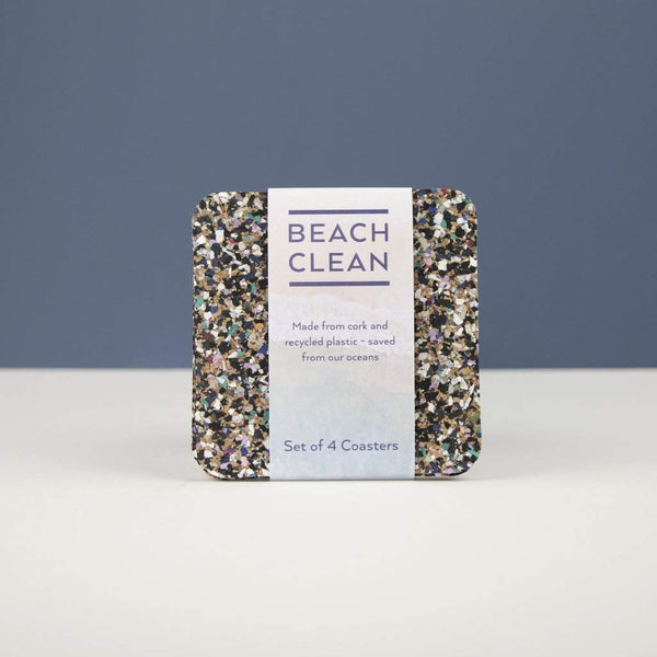 Liga Beach Clean Coaster Set