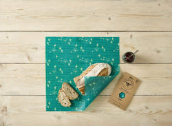 The Beeswax Wrap Bread Wrap - Beeswax Bread Wrap Soar