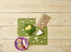The Beeswax Wrap Cheese Pack - Beeswax Wrap Land