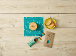 The Beeswax Wrap Small Kitchen Pack - Beeswax Wrap Sea