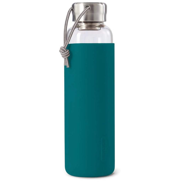 Black + Blum Glass Water Bottle Ocean